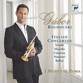 Italian Concertos von Gábor Boldoczki