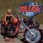 Metall Ballads 3 de Various Artists