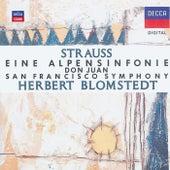Strauss, R.: Eine Alpensinfonie;  Don Juan de San Francisco Symphony Orchestra
