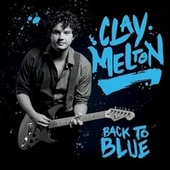 Back to Blue by Clay Melton