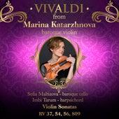Vivaldi from Marina Katarzhnova de Marina Katarzhnova