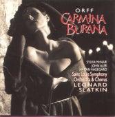 Orff: Carmina Burana von Leonard Slatkin