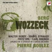 Berg: Wozzeck de Pierre Boulez