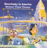 Stravinsky In America von Michael Tilson Thomas