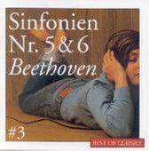 Best Of Classics 3: Beethoven Sinfonie 5, 6 von David Zinman
