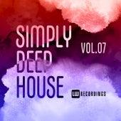 Simply Deep House, Vol. 07 von Various Artists