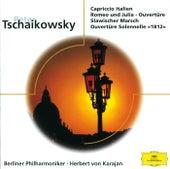 TSchaikowsky: Capriccio Italien; Eugen Onegin; Romeo and Julia de Berliner Philharmoniker