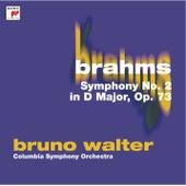 Brahms: Symphony No. 2 in D Major, Op. 73 de Bruno Walter