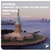 Dvorák: New World Symphony / Smetana: Ma Vlast by Prague Symphony Orchestra