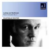 Sviatoslav Richter in Italy Beethoven Piano Concerto No. 3 de Sviatoslav Richter