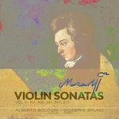 Mozart: Complete Violin Sonatas, Vol. 2: K. 305, 380, 377 & 547 von Alberto Bologni (1)