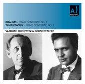 Vladimir Horowitz and Bruno Walter two legendary live concertos de Concertgebouw Amsterdam