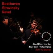 Beethoven, Stravinsky, Ravel di New York Philharmonic