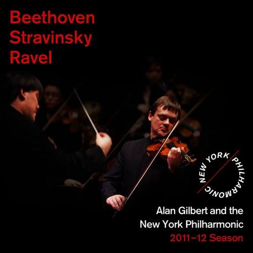 Beethoven, Stravinsky, Ravel by New York Philharmonic