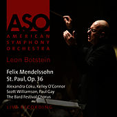 Mendelssohn: St. Paul, Op. 36 by American Symphony Orchestra
