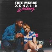 working de Tate McRae