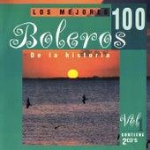 Los 100 Mejores Boleros Vol. 1 by Various Artists