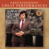 Mozart: Three Piano Concertos,  K. 107 (after 3 Sonatas by J. C. Bach); Schröter:  Piano Concerto in C Major, Op. 3, No. 3 [Great Performances] von Murray Perahia
