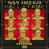 San Diego Hall of Fame by Paper Chaser
