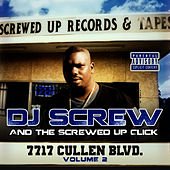 7717 Cullen Blvd. - Volume 2 by DJ Screw
