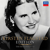 Kirsten Flagstad Edition - The Decca Recitals von Kirsten Flagstad