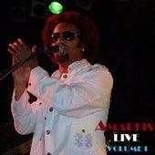 Mambo Live (Volume I) by AMARFIS Y LA BANDA DE ATAKKE