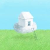 Cloud Castle by Bonsai