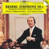 Brahms: Symphony No.4; Tragic Overture von Wiener Philharmoniker