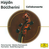 Boccherini, Hadyn: Cellokonzerte von Various Artists