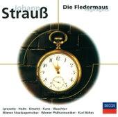 J. Strauss: Die Fledermaus (Highlights) von Various Artists
