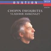 Chopin Favourites de Vladimir Ashkenazy