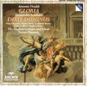 Vivaldi: Gloria / Scarlatti: Dixit Dominus by The English Concert