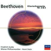 Beethoven: Klavierkonzerte Nr.2, Op.19; Nr.3, Op.37 von Friedrich Gulda