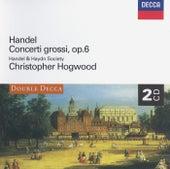 Handel: Concerti Grossi, Op.6 von George Frideric Handel