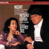 Mozart: Piano Concertos Nos. 26 & 27 von Mitsuko Uchida