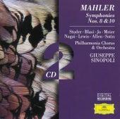 Mahler: Symphonies Nos. 10 & 8 de Philharmonia Orchestra