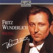 Recital by Fritz Wunderlich