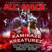 Kamikaze Kreaturez de M.C. Mack