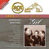 RCA 100 Años De Musica von Hermanos Martínez Gil