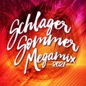 Schlager Sommer Megamix 2021 von Various Artists