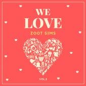 We Love Zoot Sims, Vol. 2 de Zoot Sims