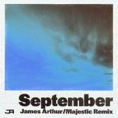 September (Majestic Remix) de James Arthur