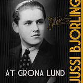 At Grona Lund von Jussi Bjorling