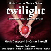 Twilight - Interpretations for Piano and Violin (Carter Burwell) by Various Artists
