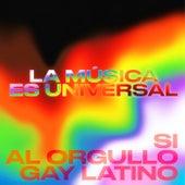 Si al orgullo gay latino de Various Artists