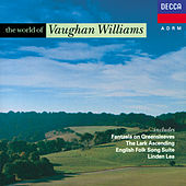 The World of Vaughan Williams de Various Artists