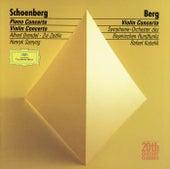 Schoenberg: Piano Concerto / Berg: Violin Concerto de Symphonie-Orchester des Bayerischen Rundfunks