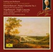 Beethoven: Piano Concerto No.1, Triple Concerto Op.56 de Christoph Eschenbach