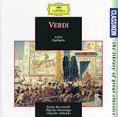 Verdi: Aida (Highlights) von Orchestra del Teatro alla Scala di Milano