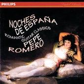 Noches de España - Romantic Guitar Classics di Pepe Romero
